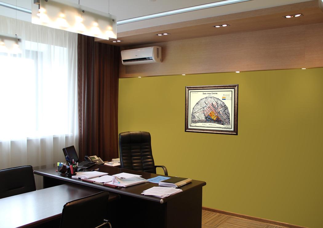 Кабинет директора фирмы