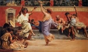 Подарки в Древнем Риме