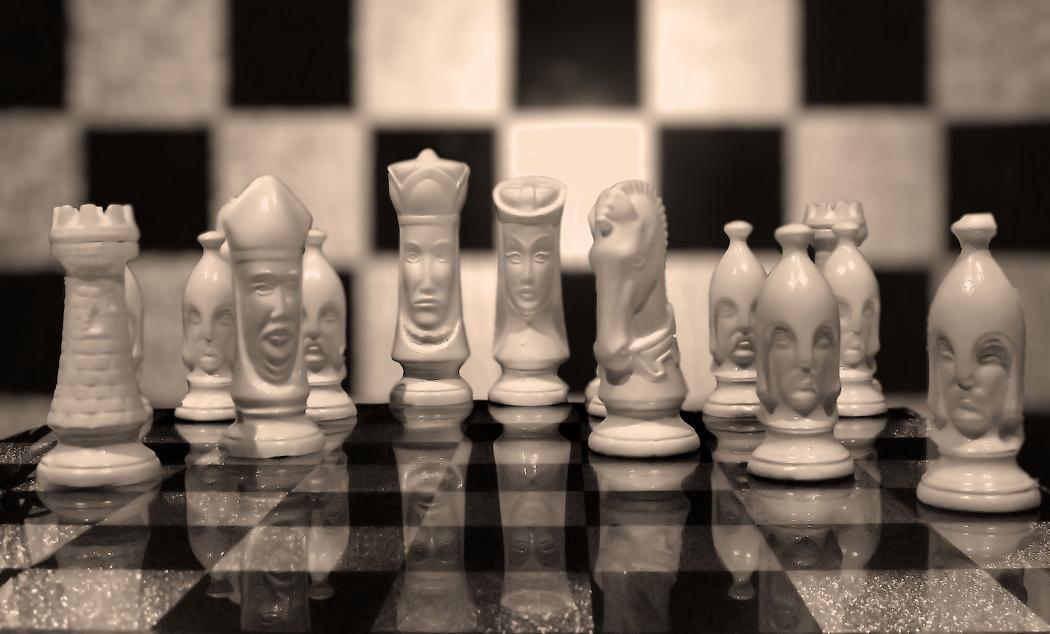 Подарок бизнес партнеру шахматы