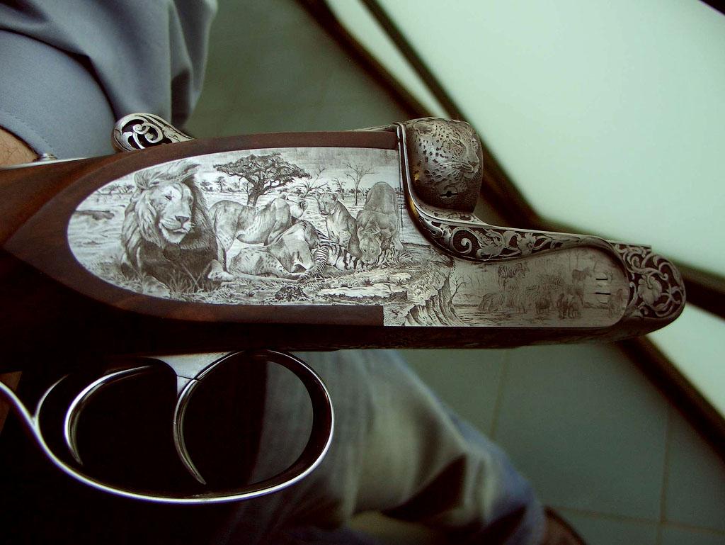 Шедевры итальянских оружейников - Фамарс (фото 1)
