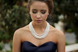 Дорогой подарок ожерелье из жемчуга