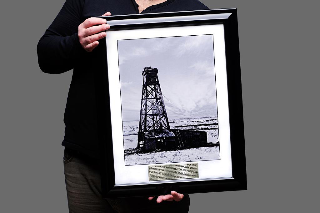Эксклюзивный подарок Газпром