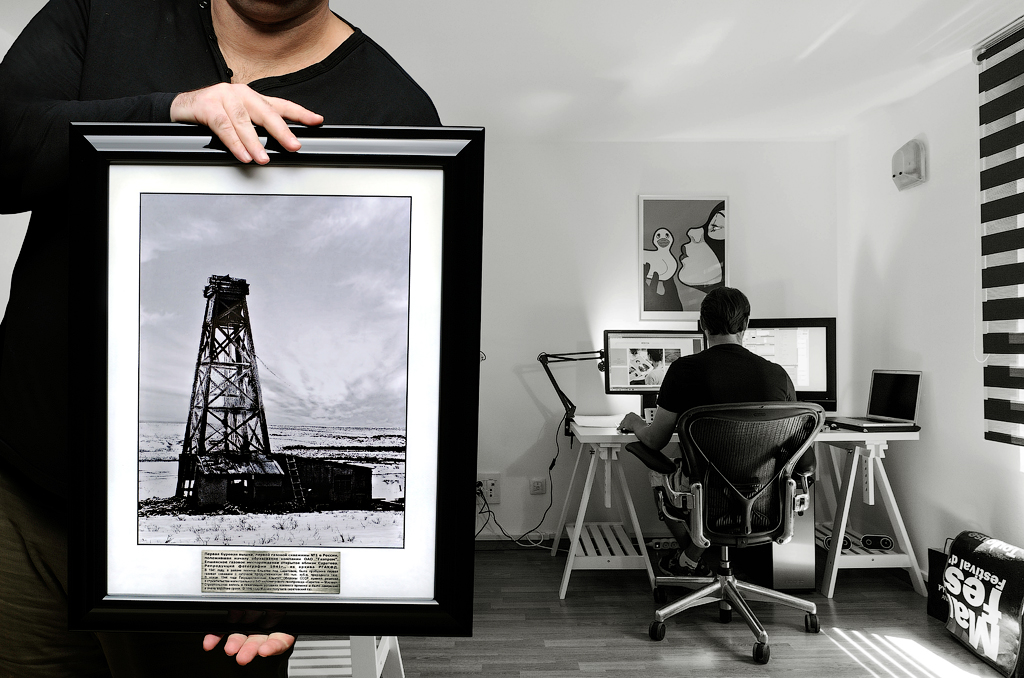 Корпоративный подарок Газпром