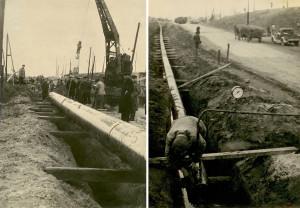 Газопровод Елшанка-Саратов
