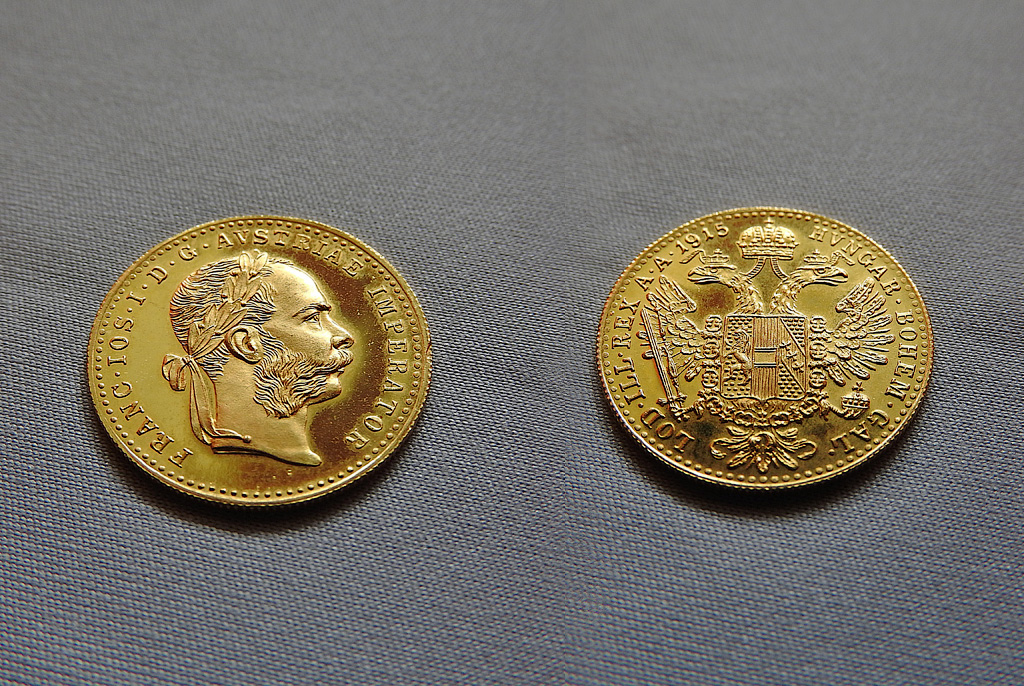 Коллекционирование старинных монет