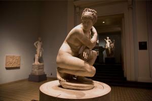 Посетить британский музей