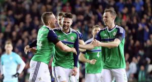 Футболисты Северной Ирландии