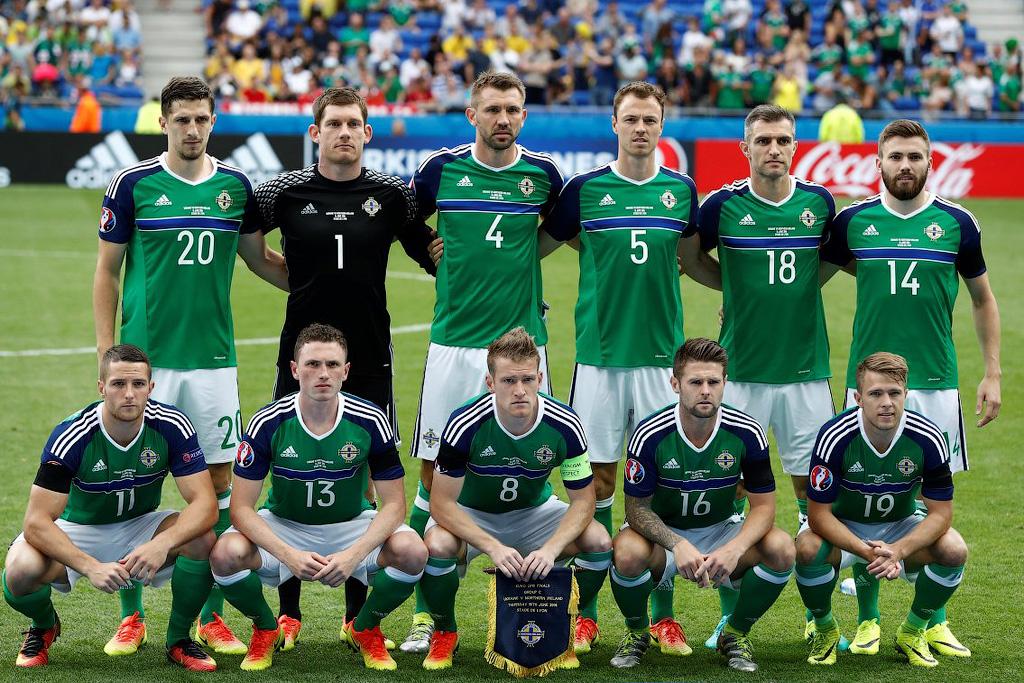 Команда Северной Ирландии