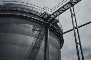 Чистка ёмкостей от нефтепродуктов