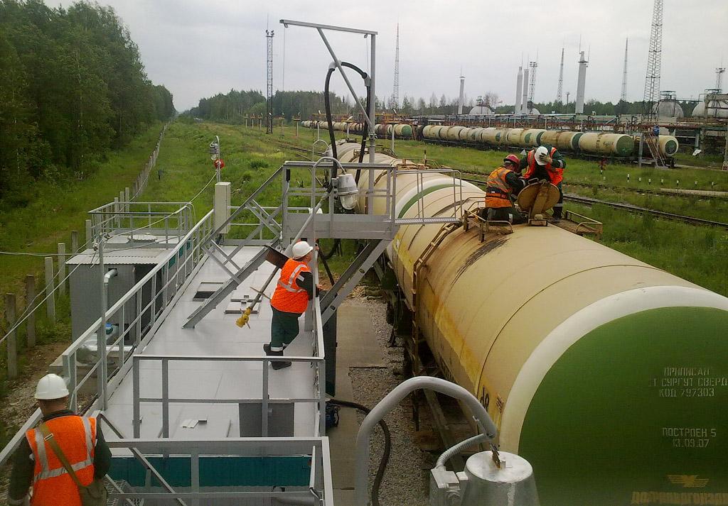 Правила перевозки нефтепродуктов