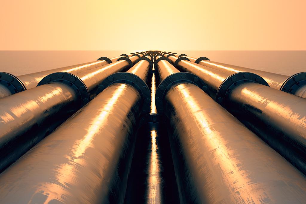 Транспортировка газа и нефти