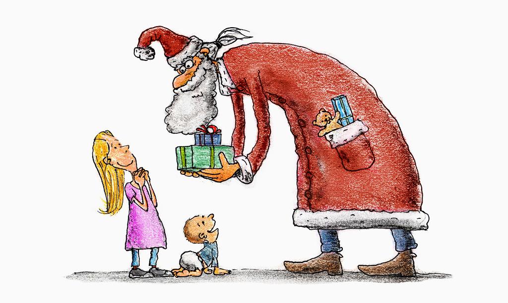 Психология дарения подарка