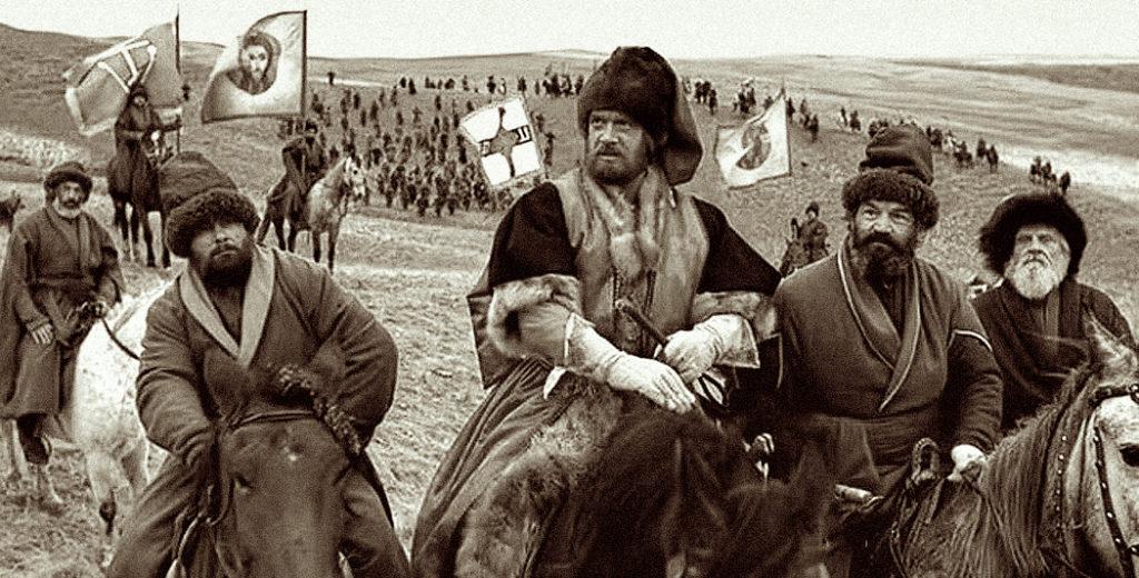 Емельян Пугачев в Саратове