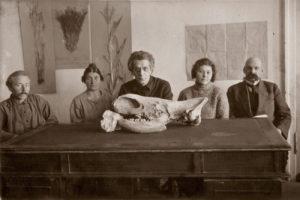 СГУ Профессор Можаровский 1924 год