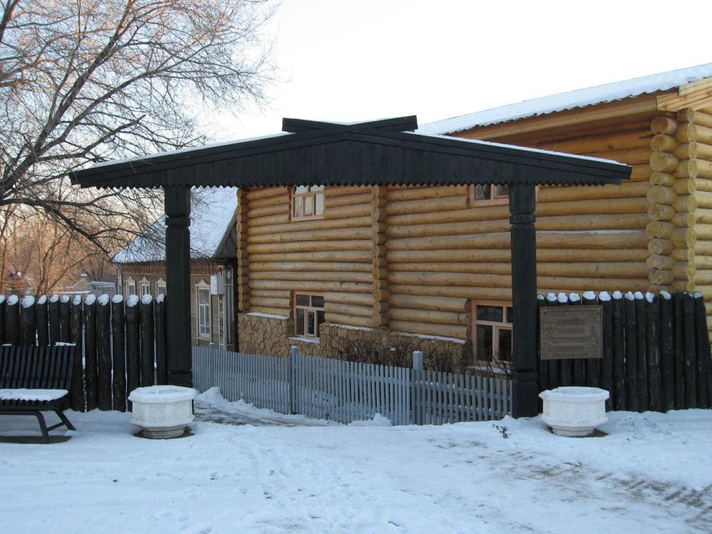 Саратов Национальная деревня
