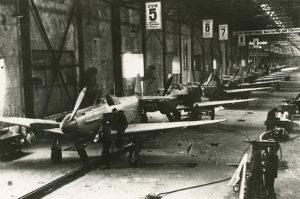 Саратовский авиационный завод Як-1