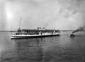 Саратов пароход на Волге