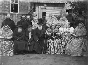 Саратовские купцы старообрядцы