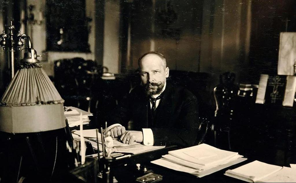 Саратовский губернатор Столыпин