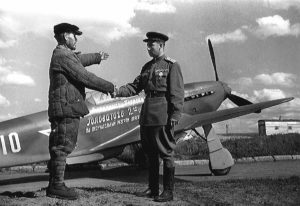 Саратовский самолет