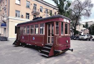 Саратовский трамвай
