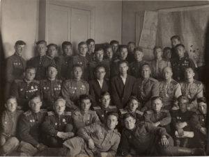 Саратовскй авиационный завод во время войны